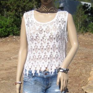 Top Ibiza Crochet