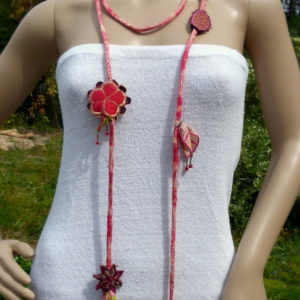 Ibiza Kette Flower