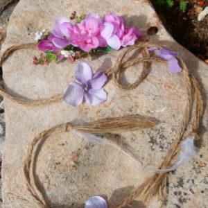 Ibiza Blütenband