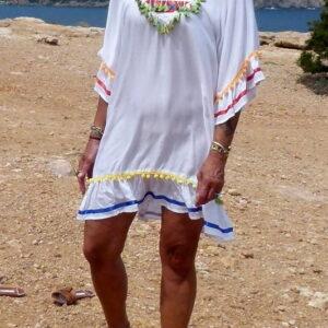 kleid hippie