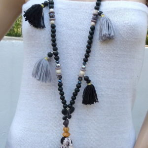 necklace tassels