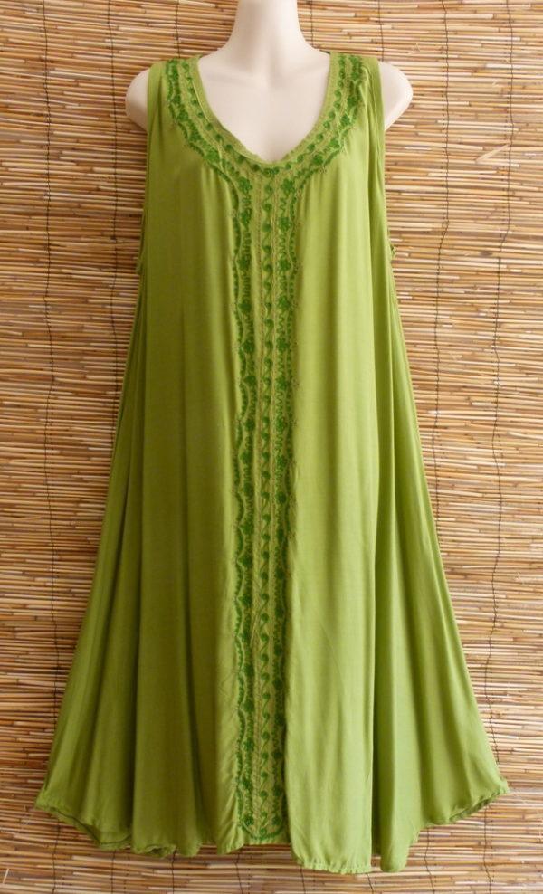 Kleid Verde