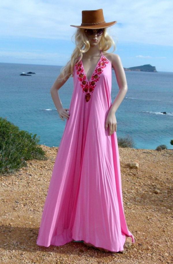 ibiza-fashion-factory-kleid-Kleid Formentera