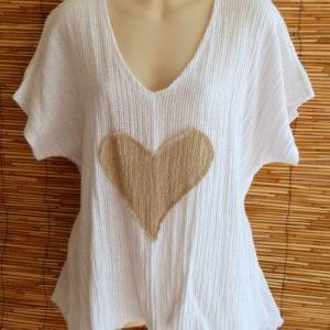shirt heart ibiza