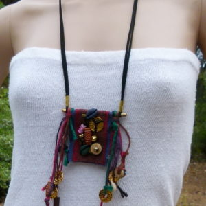 necklace apache