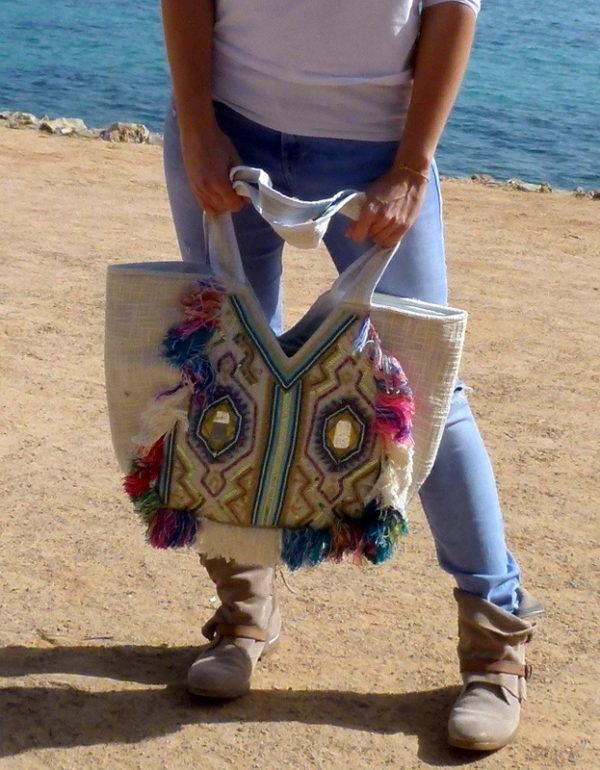 Ibiza Tasche Boho