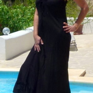 Ibiza Kleid Negro