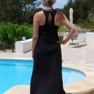 Ibiza Dress Negro