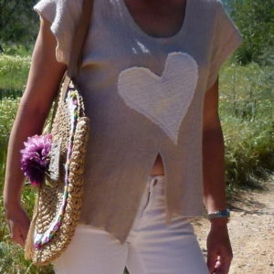 Shirt Corazón Ibiza