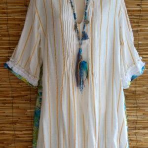 tunic dress ibiza garden
