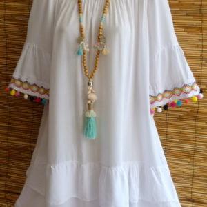 Ibiza tunic dress