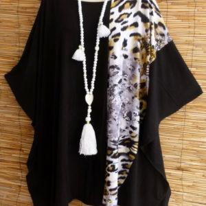 Tunika-leo-negro
