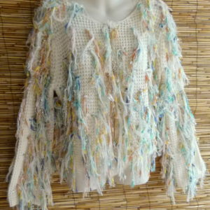 Strickjacke Boheme