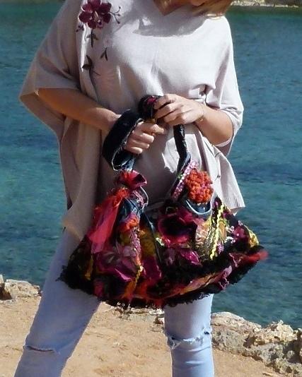 Ibiza Tasche Bohemien
