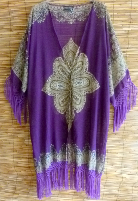 Ibiza Kimono Shalimar