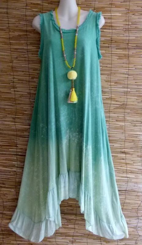 kleid-batik