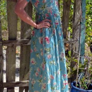 Kleid Boho Flower