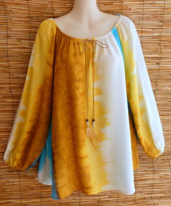 Bluse Batik Ibiza