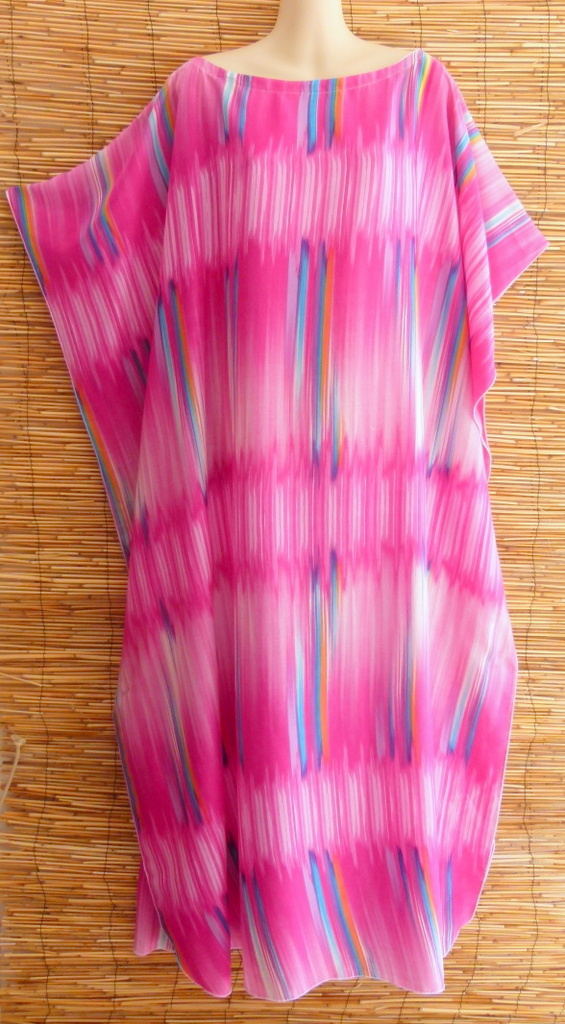Kaftan Pink Power