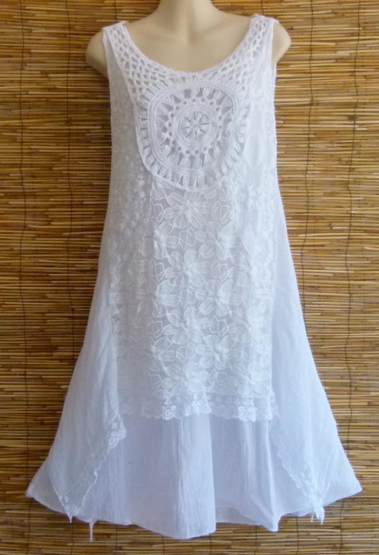 Ibiza Kleid Romero