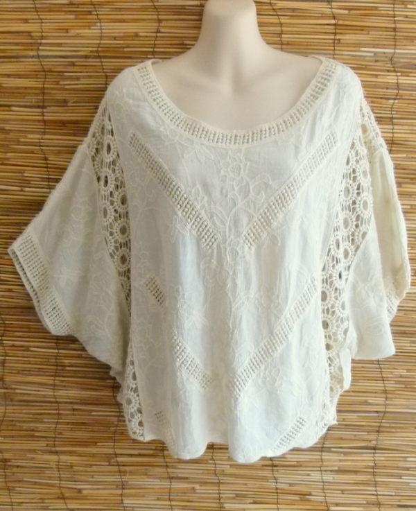 Oversize Tunika Cotton