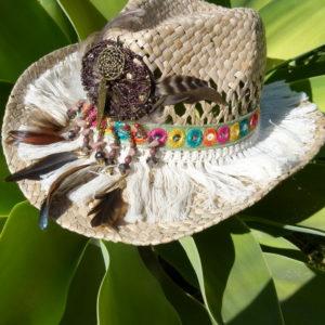 Ibiza Strohhut Sombrero