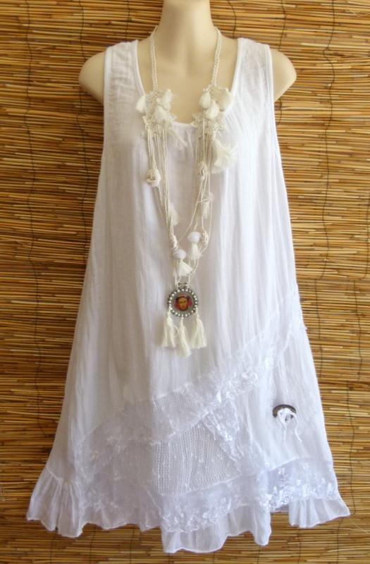 Kleid Playa Blanco