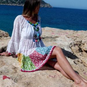 Kleid Mini Menorca