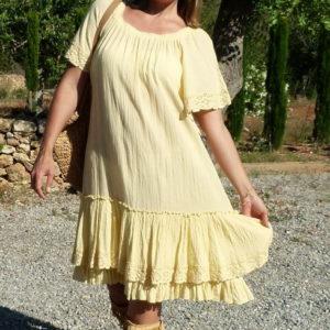kleid bonett