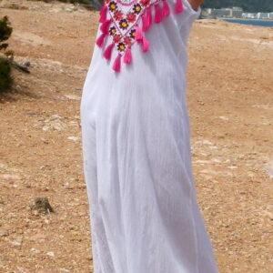 ibiza kleid hippie