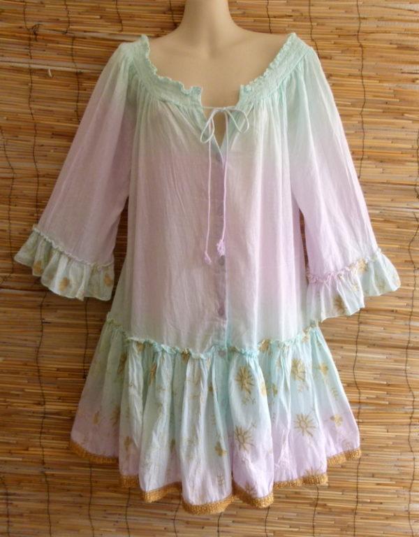 kleid batik rumba