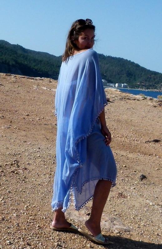 beach kaftan ibiza