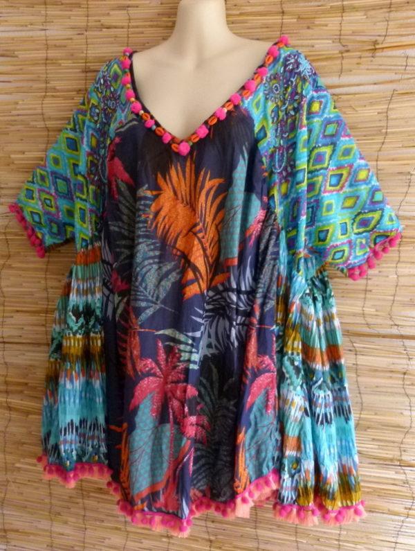 Oversize Kleid Chile