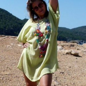 Kleid Oversize Beach