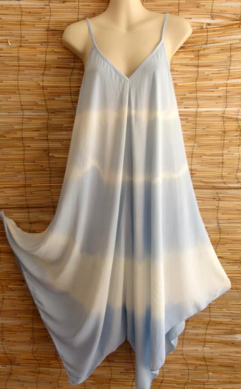 Ibiza Overall Batik