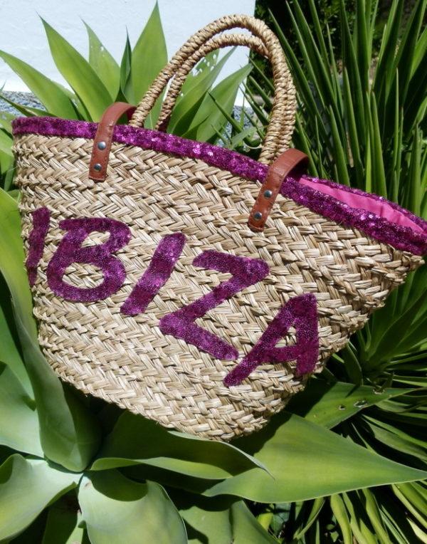 Korbtasche Ibiza
