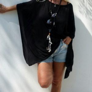 tunika black lady