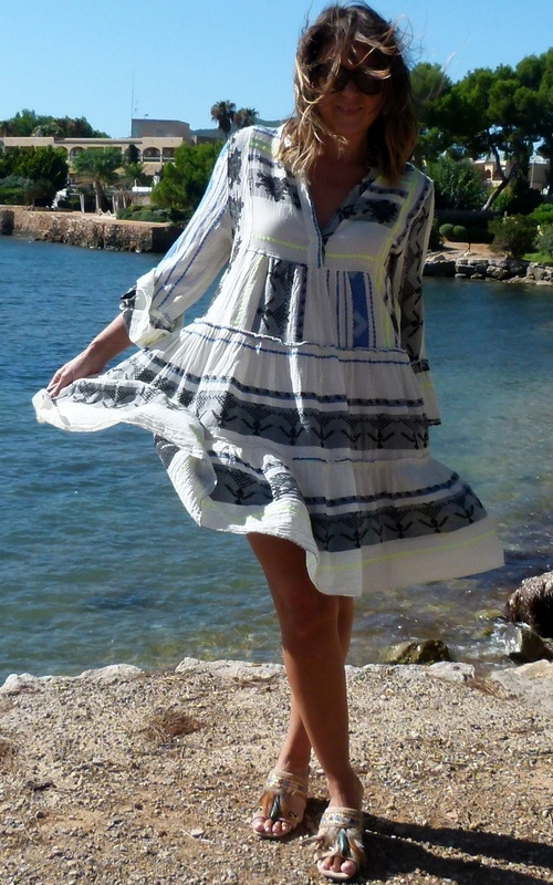 Hippie Kleid Ibiza