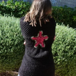 Jacke Crochet