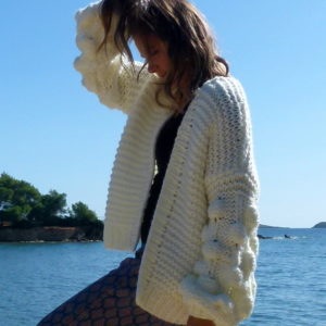 Strickjacke Linda