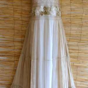 Batik Kleid Carola