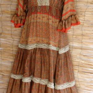 Ibiza Kleid Paisley