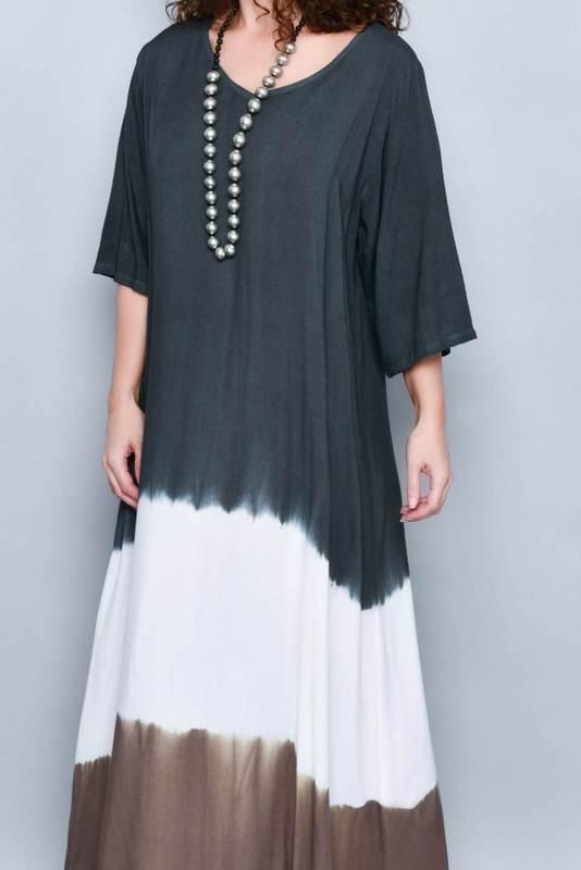 Kleid Tie Dye