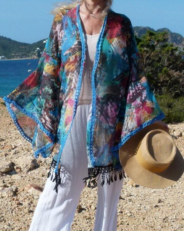 Kimono Jacke Artist