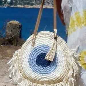 Bast Tasche Ibiza